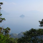 View from Mt. Misen, Miyajima