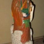 Statue of Fuke, Koukukuji