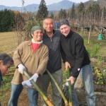With Hiroyuku Kodama