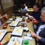Tempura restaurant, Kumamoto
