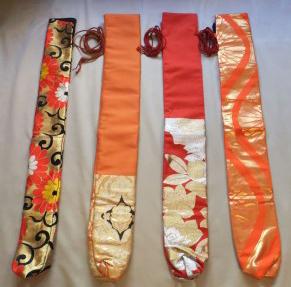 3-Layered Shakuhachi Bags