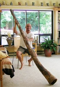 Ryuzen agave didge made in Sedona, Arizona and Las Vegas Nevada