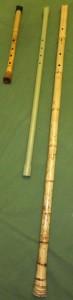 Plastic and bamboo tenkan
