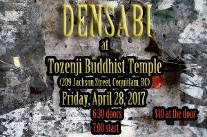 Densabi Poster